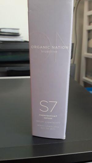 Organic Nation Superactive7 Serum for Sale in Detroit, MI