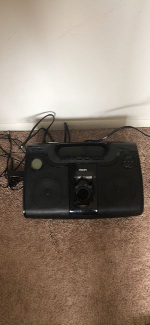 Sony Portable Radio / iPod Boombox for Sale in Cleveland, OH
