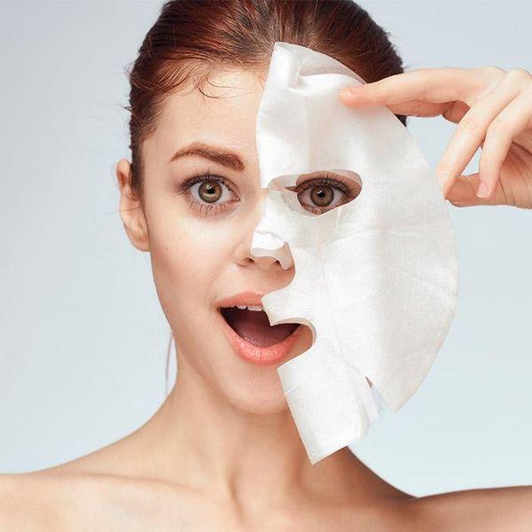 Avon Get On the Bright Side Brighten Sheet Mask
