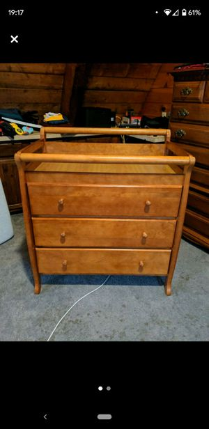 Baby Changing Table 3 door for Sale in Palmer, MA