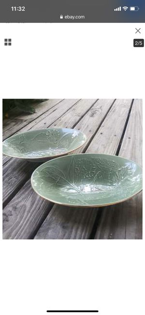 Lenox Nature's Impressions Bowls for Sale in Oakton, VA