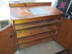 Wooden Cabinet for Sale in Charlotte, NC