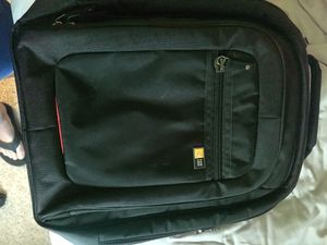 Backpack Case logic, laptop pouch, security approved for Sale in Denver, CO