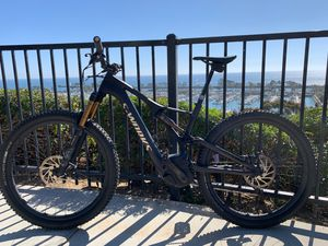 Specialized s-works turbo levo E-bike mountain bike 2020 for Sale in Lake Forest, CA