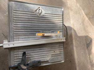 Tile saw for Sale in Chandler, AZ
