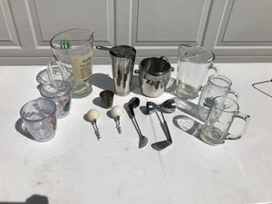Golf Themed Bar Ware - Price for All for Sale in Fuquay Varina, NC