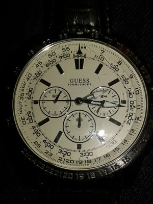 Guess mens watch for Sale in Fontana, CA