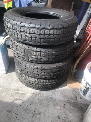 Trailer tires for Sale in Kissimmee, FL