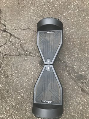 Jetson hoverboard for Sale in Woodbridge, VA