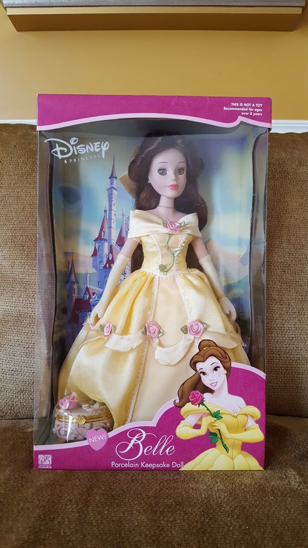 Disney Porcelain Dolls