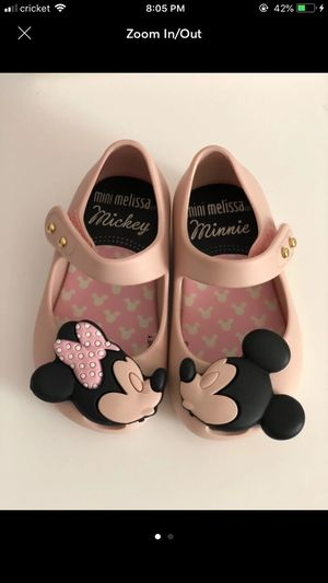 MINNIE MELISSA SHOES for Sale in Encinal, TX