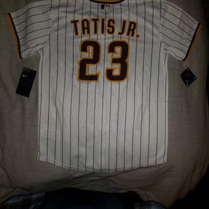 Tatis Jr Jersey Size Youth Medium 10/12 for Sale in Chula Vista, CA