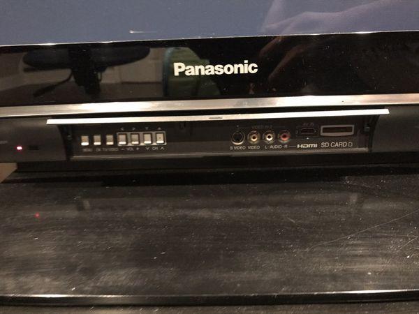 """40"""" Panasonic Viera PX80U Plasma TV"""
