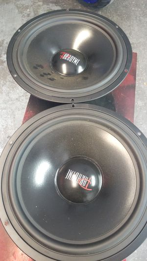 2 paradyde 12 pro audio for Sale in Tampa, FL