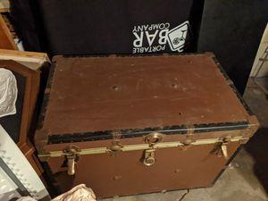 Vintage Storage Trunk for Sale in Los Angeles, CA
