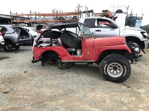 "68 Jeep Wrangler CJ 5 ""for parts"" for Sale in Chula Vista, CA"