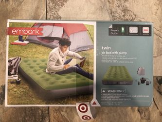 Twin Air Mattress for Sale in Scottsdale,  AZ