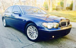 2005 BMW 745LI - drives smooth for Sale in Rockville, MD