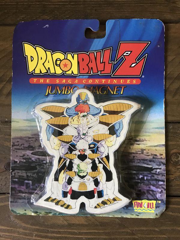 DRAGONBALL Z Jumbo Magnet