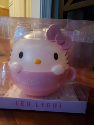 Hello Kitti lamp for Sale in Sterling, VA