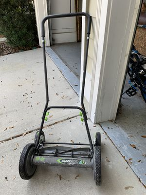 Hand lawnmower for Sale in Tampa, FL