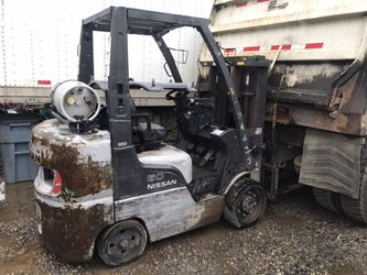 Nissan Forklift for Sale in Vancouver,  WA