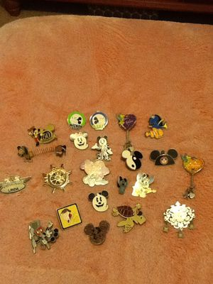 Disney Land Pins for Sale in Oakley, CA