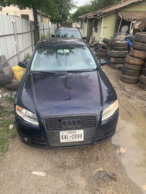 2006 Audi A4 2.0T parts partes for Sale in Dallas, TX