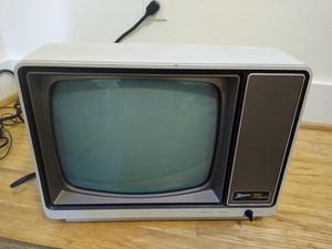 Vintage Zenith Data Systems ZVM-121 ZVM-121-Z Green Screen Computer Monitor for Sale in Portland, OR