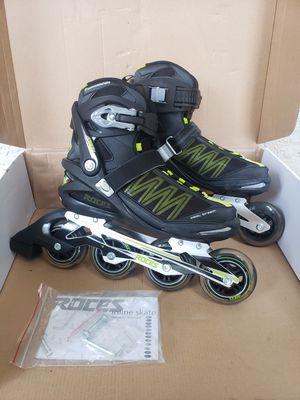In line skate roces 8 size for Sale in Orlando, FL