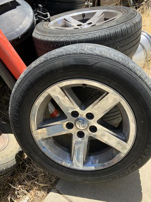 Dodge Rims and tires for Sale in Antioch, CA