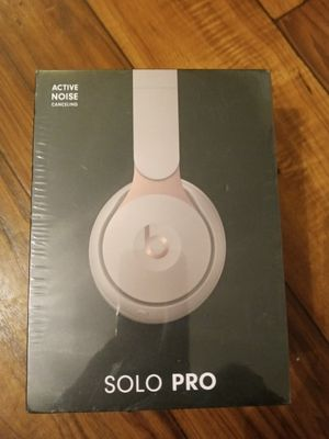 Solo pros beats by Dre. $170 for Sale in San Antonio, TX