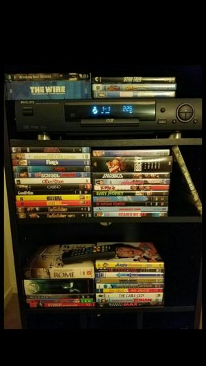 DVD collection(46 total) for Sale in Chicago, IL