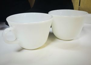Pair of pyrex mugs for Sale in Davie, FL