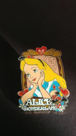 Alice in Wonderland Disney Trading pin for Sale in Jamul, CA