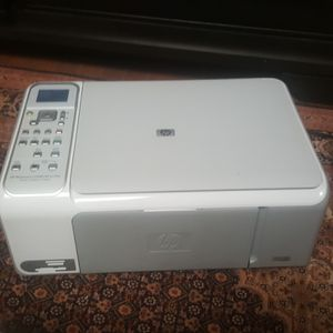 HP Photosmart C4180 all in one printer/scanner/copier for Sale in Washington, DC