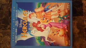 Hercules Blu-ray and DVD for Sale in Modesto, CA