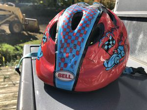 Kids bike helmet for Sale in Eden, NY