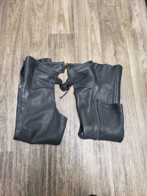 Art's Cow Parts Leather Riding Chaps for Sale in Marietta, GA