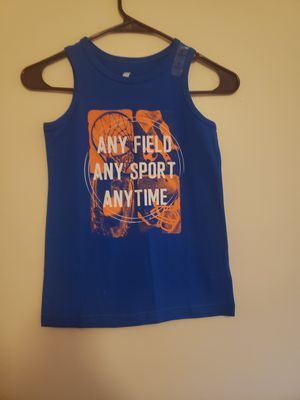 Boys small tank top for Sale in Madison Heights, VA