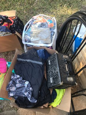 Clothes and baby items for Sale in Arlington, TX