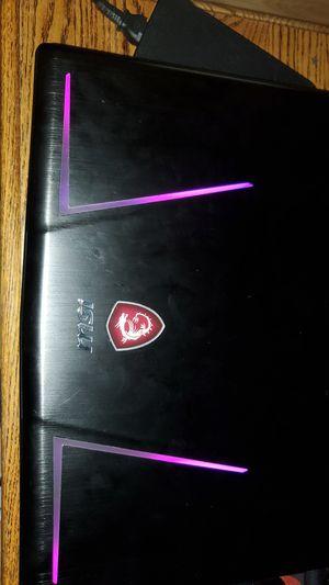 Msi Raider RGB 8SF for Sale in Tryon, NC
