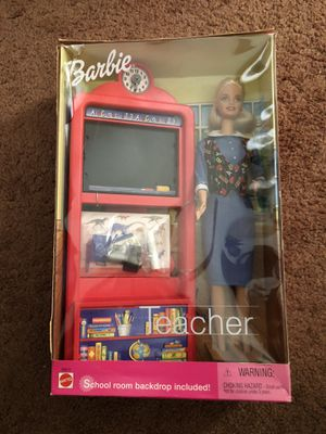 Barbie Teacher for Sale in Miami, FL