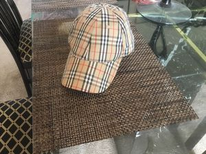 Burberry Golf Cap- Authentic for Sale in Cherry Hill, NJ