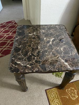 2 end table for Sale in Tampa, FL