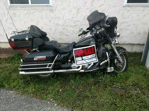 2011 Harley Davidson Ultra Classic for Sale in Bark River, MI