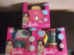 Barbie kitchen toys for Sale in Riverside, CA