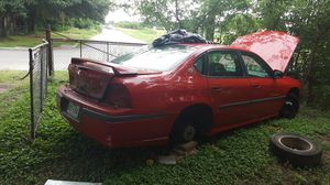 2003 Chevy Impala for parts for Sale in San Antonio, TX
