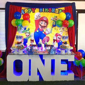 Mario Bros Candy Table for party for Sale in Los Angeles, CA
