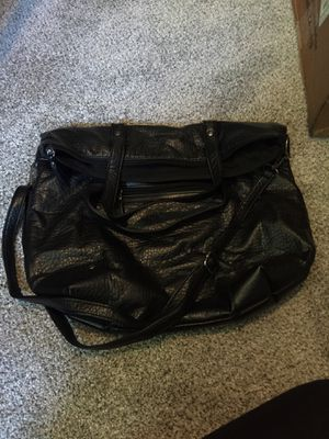 Vans purse with fold down top large purse for Sale in Watertown, CT